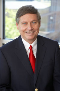 Chancellor Larry D. Davis