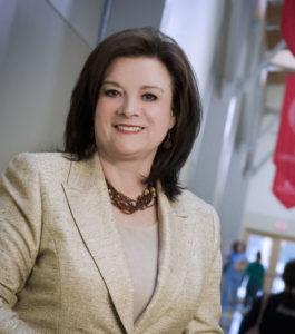 Chancellor Deborah J. Frazier